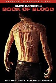 Libro de Sangre