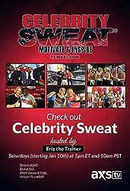 x26amp; Quot; El sudor Celebrity x26amp; quot; Luchador UFC, Anderson Silva / La leyenda del boxeo, Evander Holyfield