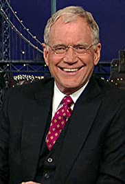 """Late Show with David Letterman"" Episode #12.108"