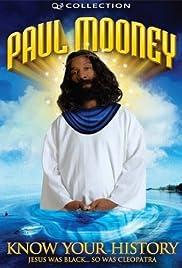 Paul Mooney: Jesús es Negro - por lo que se Cleopatra - Sepa su historia