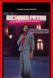 Richard Pryor ... Aquí y Ahora