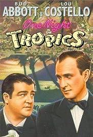 Una Noche en el trópico