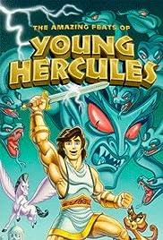 Las hazañas asombrosas del joven Hércules