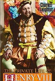 La vida privada de Enrique VIII.
