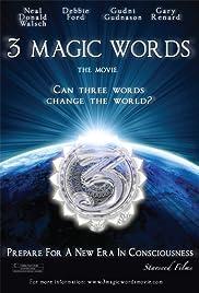 3 palabras mágicas