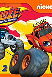 x26amp; Quot; Blaze y el monstruo Máquinas x26amp; quot; Rangers de camiones