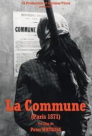 La Commune París, 1871