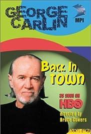George Carlin: De vuelta a la ciudad