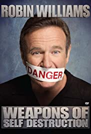 Robin Williams: Armas de autodestrucción