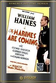Los marines están llegando