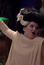 """Wizards of Waverly Place"" de Halloween"