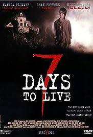 Siete días de vida