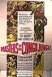 Maestros de la selva del Congo