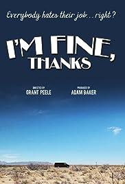 Estoy bien, gracias