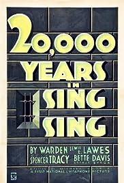 20.000 años en Sing Sing