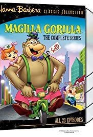 """The Magilla Gorilla Show"" High Fly Guy"
