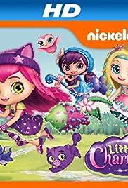 El pequeño Encantadores de  Las marionetas de papel de distancia / Ahora lo ves