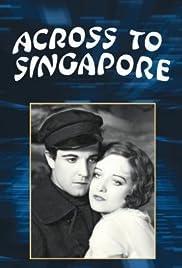 A través a Singapur