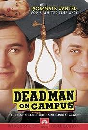 Hombre muerto en el campus