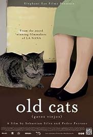 Los gatos viejos