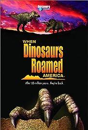 Cuando los dinosaurios poblaban América