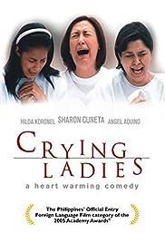 señoras llorando