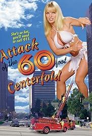 El ataque de los 60 Centerfolds pie