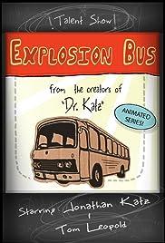 Explosión de bus