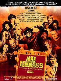 All Access:.. Front Row de Bebo Vivir