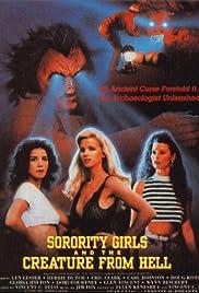 Sorority Girls y la criatura del infierno