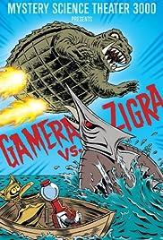 Gamera vs Zigra