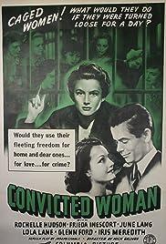 Mujer condenados