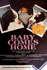 Bebé llegue a casa