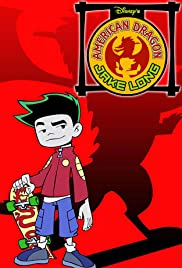 Dragón americano: Jake Long