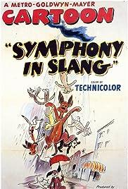 Sinfonía en Argot