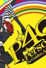 Persona 4 la animación dorada