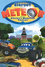 """Bigfoot Presents: Meteor y el poderoso Monster Trucks"" Missing Mom"