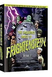 La casa hilarante de Frightenstein