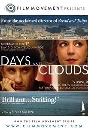 Los días y las nubes