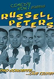 Russell Peters: Dos Conciertos, Un Ticket