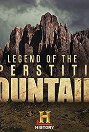 Leyenda de las montañas de la superstición