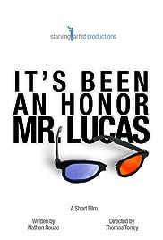 Ha sido un honor Sr. Lucas