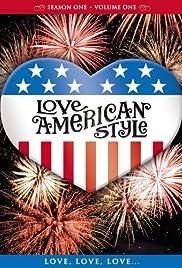 Amor, estilo americano