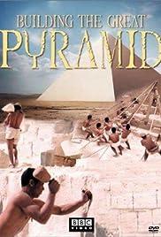 La construcción de la Gran Pirámide
