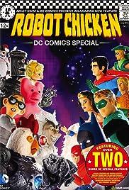 Robot Chicken: DC Comics Especiales