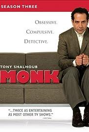 Mr. Monk Gets Cabin Fever