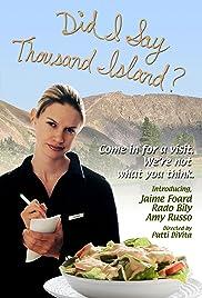 Â¿Dije Thousand Island?
