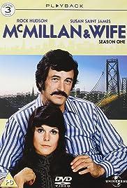 McMillan y esposa