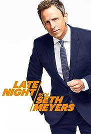 Tarde en la noche con Seth Meyers