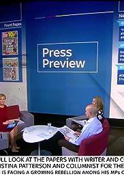 Sky News: Press Preview